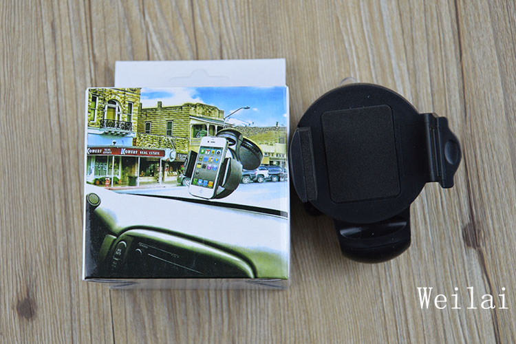 20aa16751bb 5 unids/lote mini universal del montaje del coche para iPhone 5S 5C 5g 4S  4g/GPS/CAR holder soporte para Samsung i9500 i9300 Cunas Smartphone