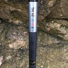 DiWei High Carbon 8m 9m 10m 11m 12m  Power Hand Pole Fishing Rod Ultra Hard Super Light Ultra Thin Strong Telescopic Pole Rods