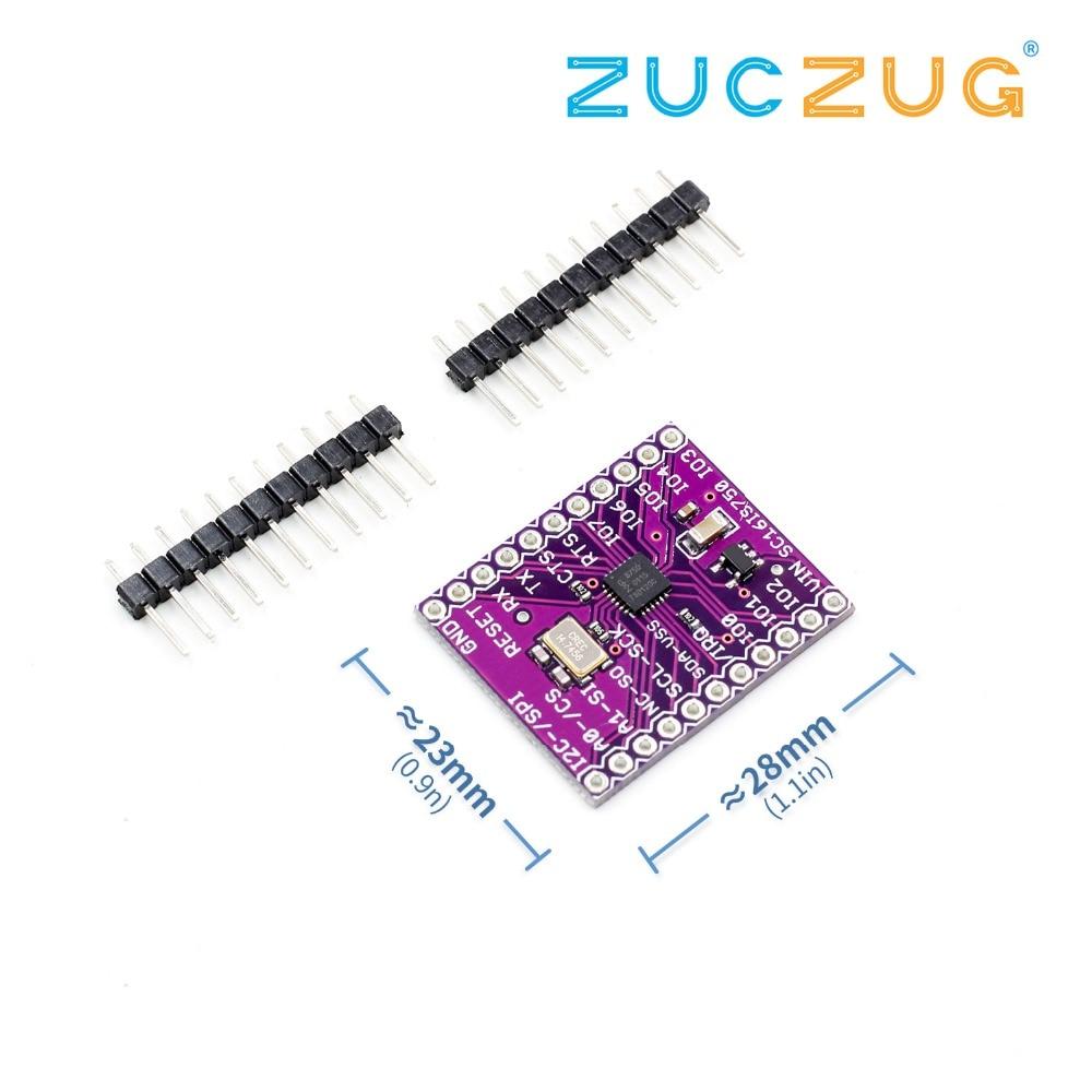 CJMCU-750 SC16IS750 Single UART With I2C-bus/SPI Interface