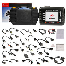 Master Support for 15 Brands Motorcycles MST-3000 Universal Motorcycle Scanner Fault Code Heavy duty motorcycles