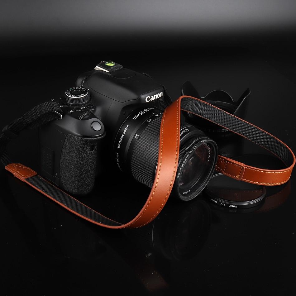 Single Shoulder Sling Strap for Canon 500D 450D 100D G16 DSLR Digital Camera