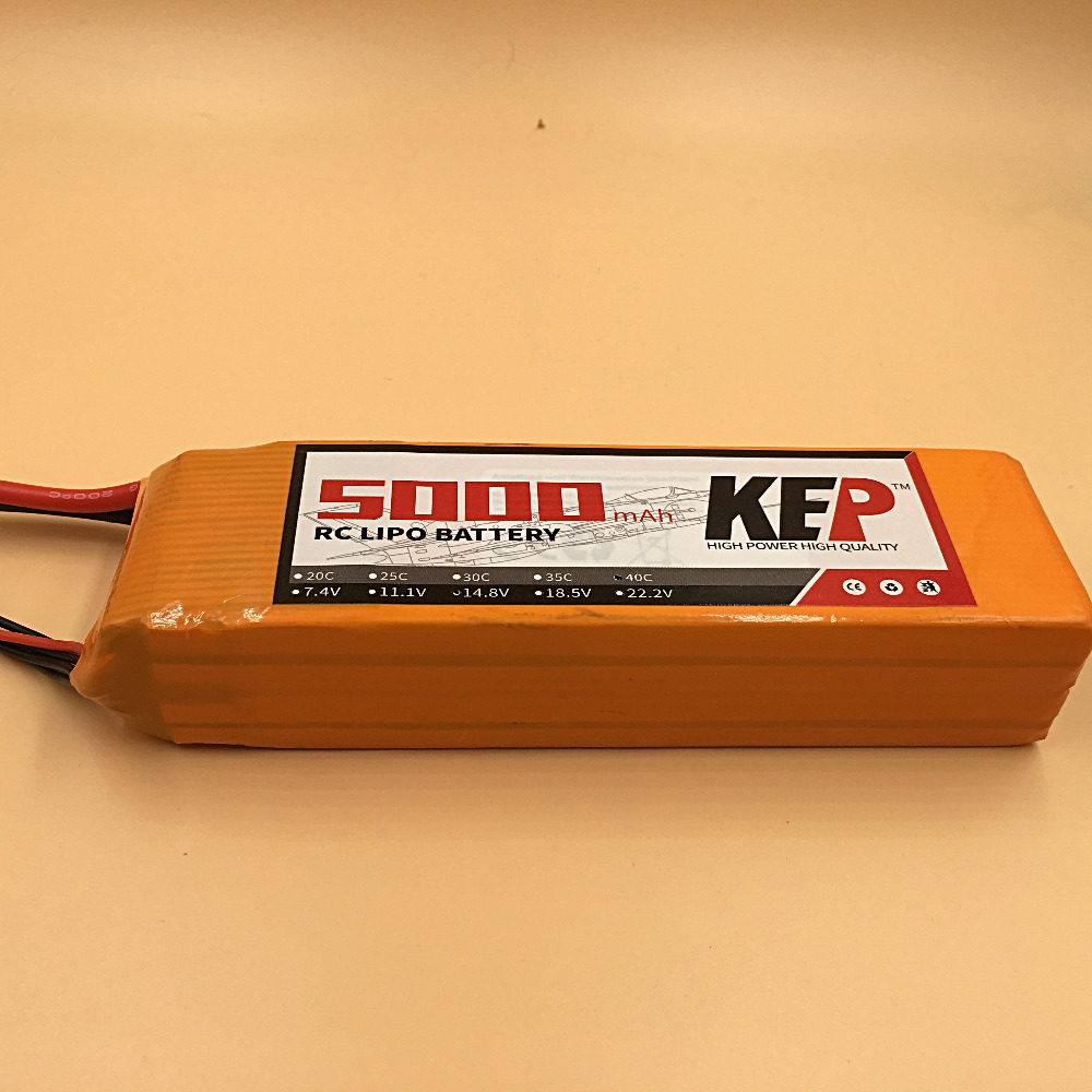 KEP 3S RC Lipo Battery 11.1v 5000mAh 30C Max 60C For RC Helicopter Car Boat Drones Quadcopter Airplane 3S 30C AKKU 1s 2s 3s 4s 5s 6s 7s 8s lipo battery balance connector for rc model battery esc