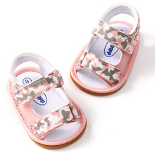 Fashion baby Girl Boys Rubber Bandage Fashion Toddler First Walkers Kid Summer sneaker Infant Soft anti-slip Shoes 0-20M 2019