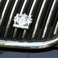 Роскошные Junction Produce JP Премиум Решетка Эмблема 3D Металл Ho Авто Эмблема Наклейка Логотип VIP Золото Серебро Аксессуары Автомобиля укладки