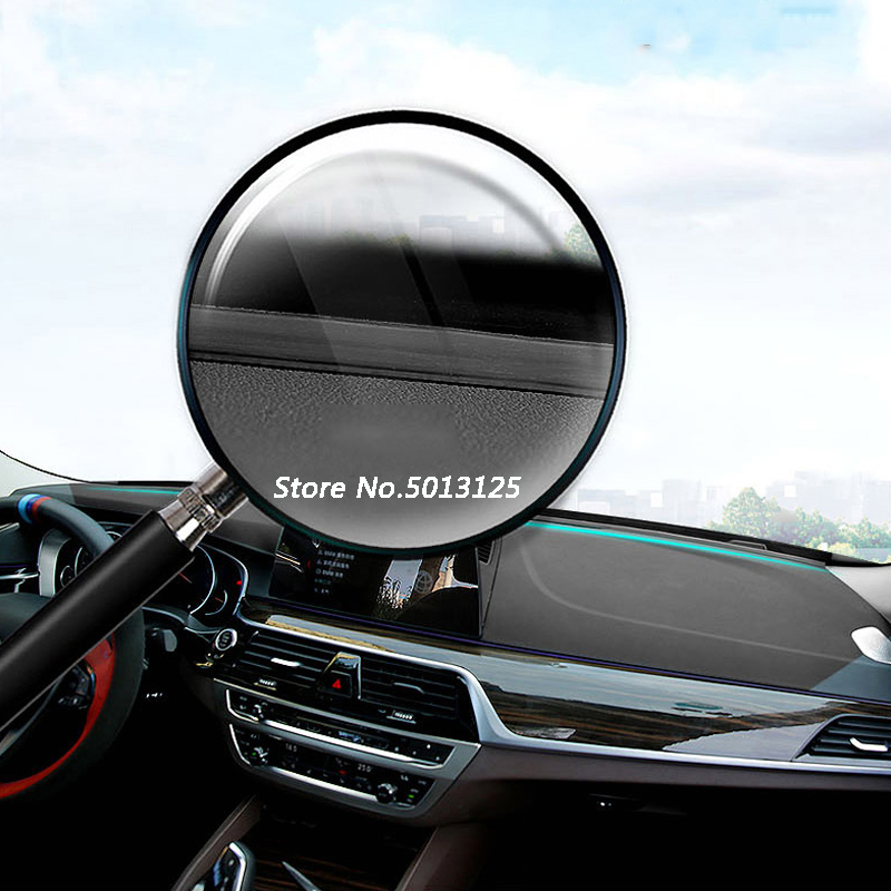 For Hyundai Tucson 2019 Car Noise Insulation Seal Strips Rubber Dashboard Windshield Center Console Strip Accessories