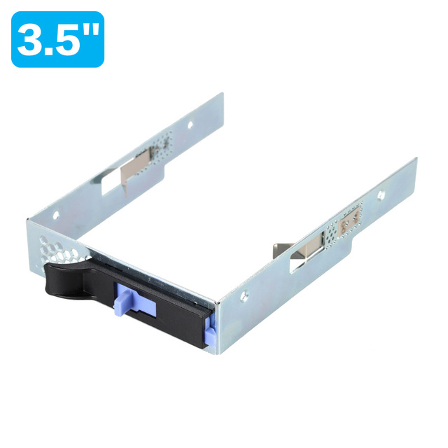 "69Y5342 3.5"" SAS SATA HDD Tray Caddy Sled for IBM X3300 M4 X3250 X3650 M5 X3100 M5 X3400 M4"