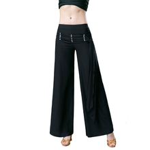 8590eaaa62bba Buy ballroom trousers and get free shipping on AliExpress.com
