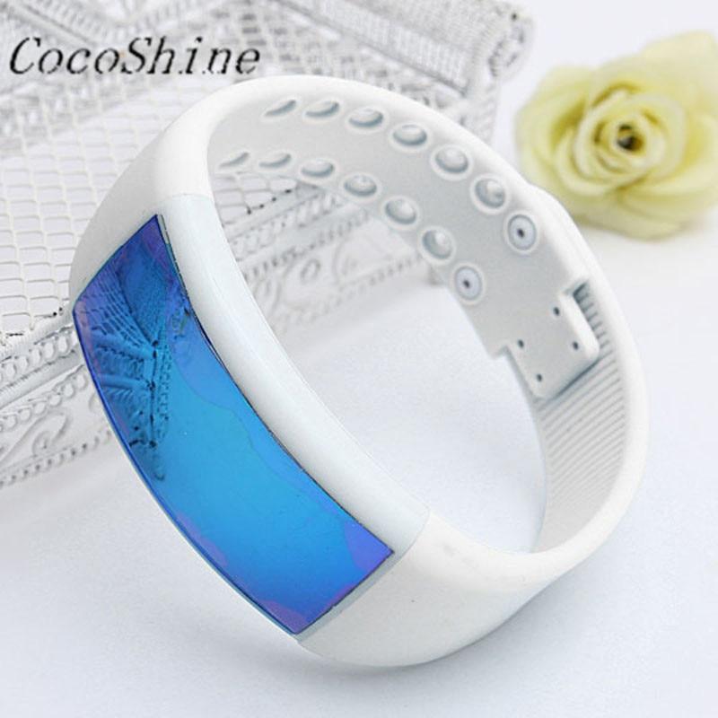 CocoShine A 777 Fashion Pedometer 3D Sensor LED 8GB Smart Sports Watch Bracelet Unisex wholesale