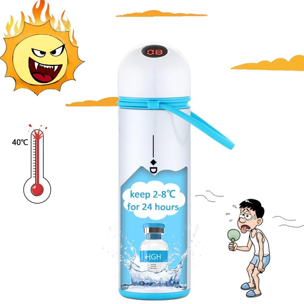 Insulin Cooler Bag Mini Fridge Diabetic Refrigerator Portable Insulated Diabetic Insulin Travel Case Cooler Box 36 hrs Cooling diabetic 10