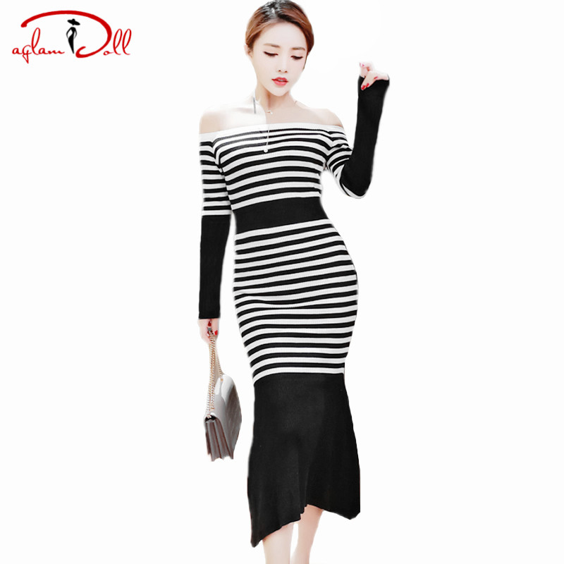 Popular Strapless Sweater Dress-Buy Cheap Strapless Sweater Dress ...