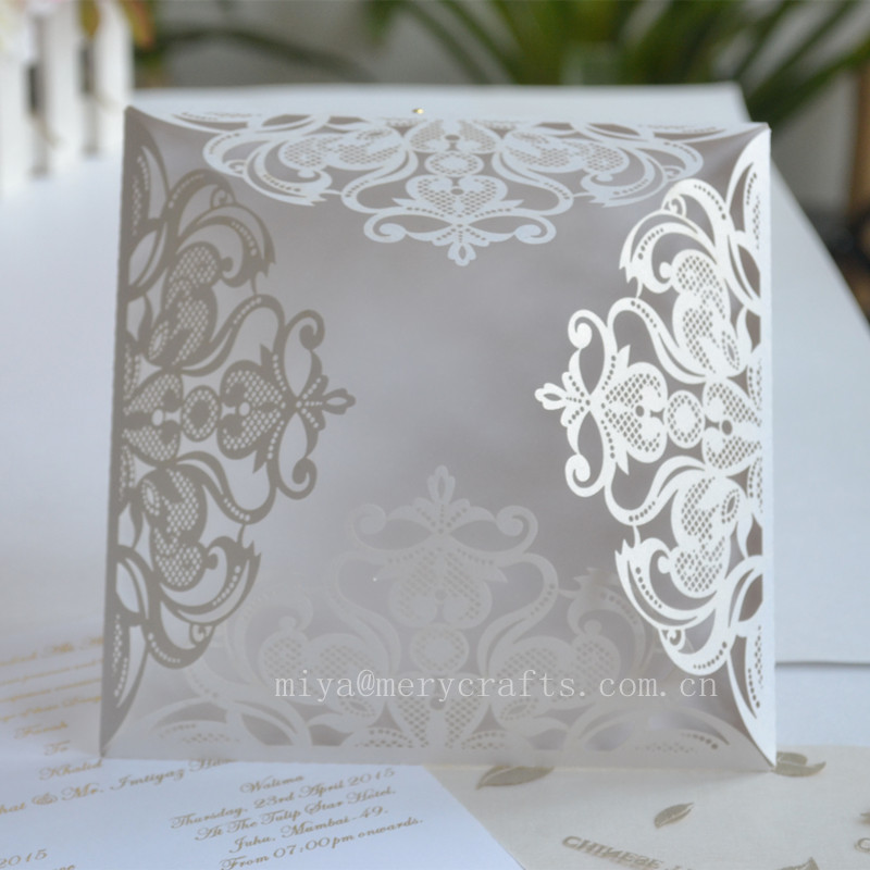 Blank Pocket Wedding Invitations – Blank Pocket Wedding Invitations