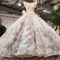 LS09932 baljurk prom jurk o hals cap mouw illusie back side bandjes puffy rok avondjurk china online groothandel 2018