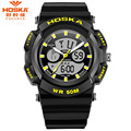 HOSKA Children LED Display Digital Watch 50M Waterproof Kids Sports Watches Multifunction Electronic boys Students Wristwatches