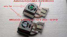 Вентилятор для Lenovo N585 N586 N580 N581 G485 G585 G580 G480A G480M AB06505MX12DB00 0QAWGH MG60120V1-C120-S99 UDQFLJP04DCM