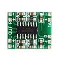 PAM8403 ULTRAMINIATURA Digital Tablero Del Amplificador de Potencia Clase D 2channelsx3W