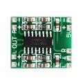 Placa De Amplificador de Potência PAM8403 Ultra Miniatura Digital Classe D 2channelsx3W