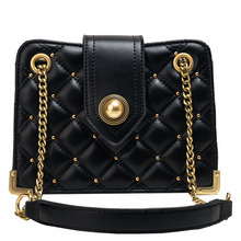 MONNET CAUTHY Newest Bags for Women Classic Fashion Chic Style Elegant Shoulder Bag Solid Color Black Beige Yellow Wine Red Flap