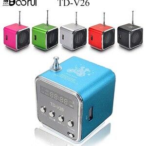 TD-V26 Mini Speaker Portable M