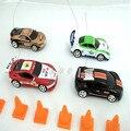 Мини-Кокс RC Дистанционным Управлением Micro Гоночный Автомобиль Скорость Хобби Автомобиля Подарок На День Рождения Бесплатные Шипп