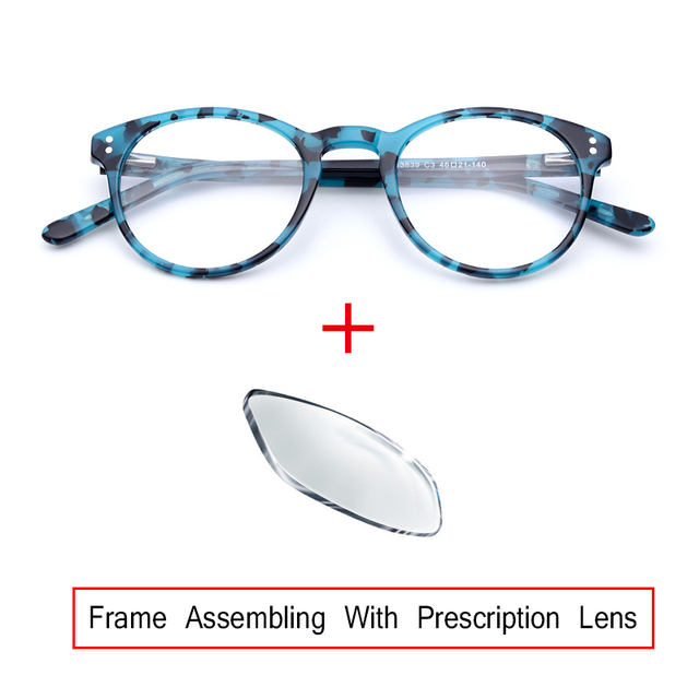 df8fbf9085 Acetate Kids Prescription Eyeglasses Correction Fashion Astigmatism Kids  Glasses-transparent Eyewear For Children  CB3839