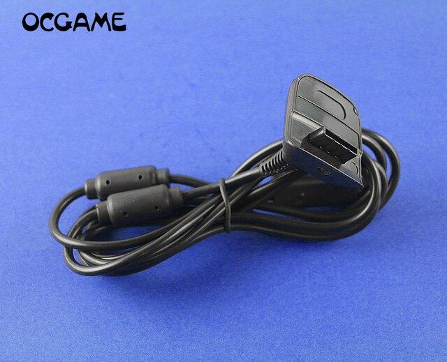 OCGAME 30 pcs/lot 1.5 m USB jouer chargeur câble de charge ligne de cordon pour xbox360 XBOX 360 contrôleur de jeu sans fil