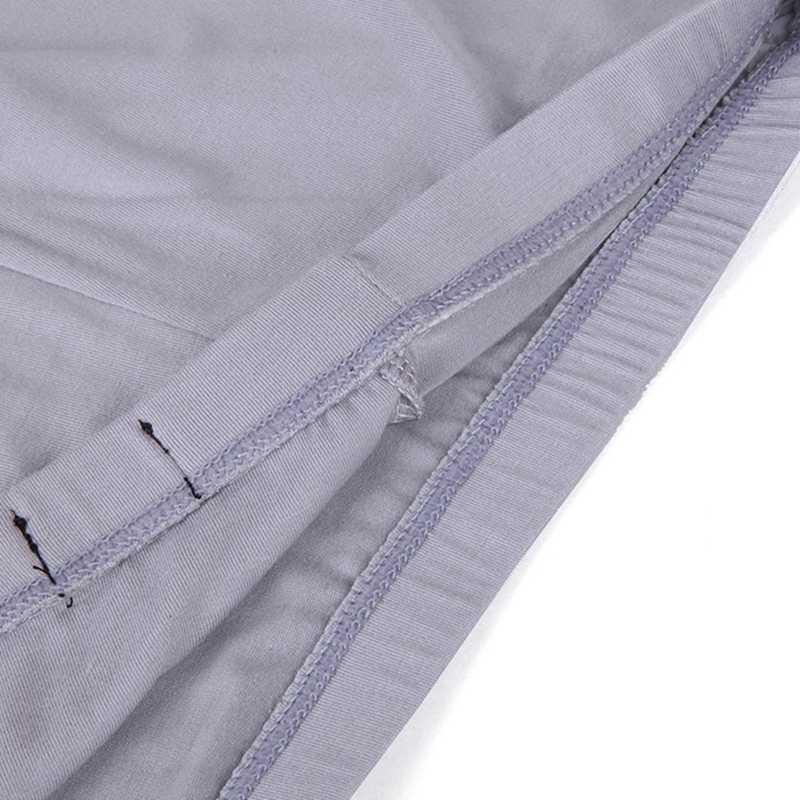 LOBEIOK fibra de bambu boxer shorts calças de grandes dimensões dos homens 4XL 5XL 6XL Plus Size confortável roupa interior cor 4 cuecas masculinas