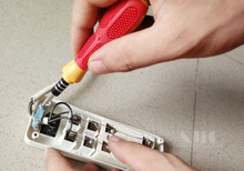 Screwdriver kit for phone repair tools