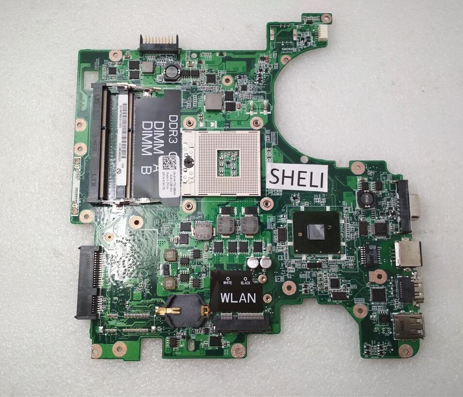 Sheli Daum3bmb6e0 Cn-0ywy70 Para Dell 1764 1564 Placa Base
