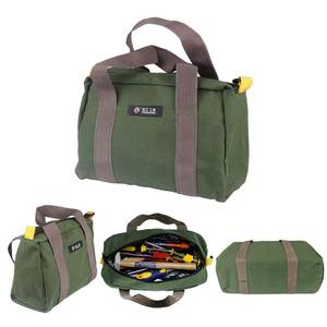 Organizer Pliers Toolkit-Parts Hardware-Parts Hand-Tool Storage Carry-Bags Canvas Oxford