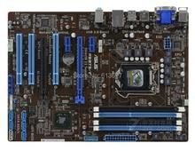 Free shipping 100% original motherboard ASUS P8B75-V DDR3 LGA 1155 RAM 32G Desktop Motherboard