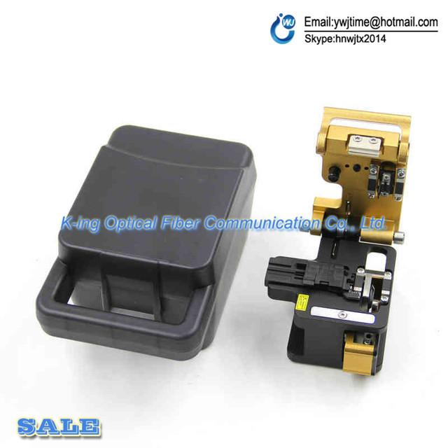 Envío de la Última y más reciente INNO Optical Fiber Cleaver V7 IFS-15 View3 View5 View7 fibra Óptica fusionadora