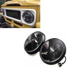 """"""" круглый светодиодный фары для Land Cruiser FJ40 Jeep CJ& Wrangler-комплект из 2"""