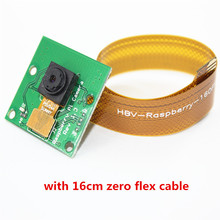 цены Raspberry Pi Zero Camera Cable 5MP Mini Size Vision Camera for Raspberry Pi Zero W/Zero/ Raspberry Pi 3 Model B+Camera module