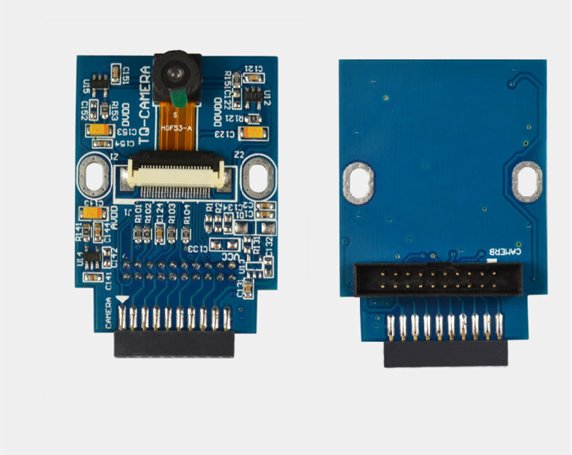 130 Million Pixels 1300*1028 PIX Ov9650 Camera Module Tq2440 Tq6410 Tq210 Development Board Embedded Demo Board Accessories