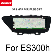 ZaiXi Car Android original style For Lexus ES 300h ES300h 2014~2017 GPS Navigation radio multimedia player DSP HD touch screen все цены