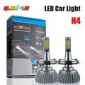 H4 LEVOU farol 32 W 4400LM 6000 K para carro Farol Automotivo e nevoeiro lâmpada H1 H3 H7 H8 H9H11 9005 HB3 9006 HB4