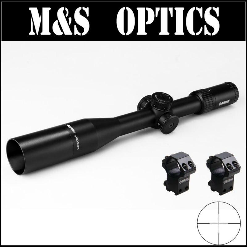 MARCOOL ALT 4.5-18X44 SF airsoft air guns optical sight hunting riflescope free with scopes ring mount for hunter use ar 15 marcool alt za3 5 25x56 sfir riflescope