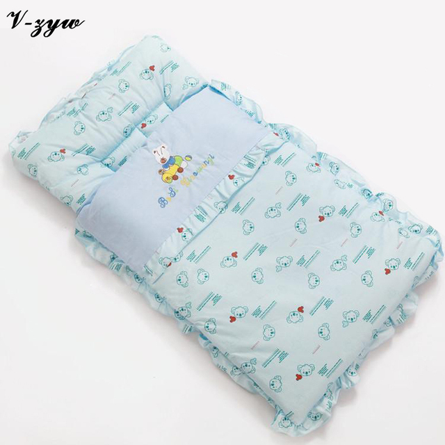 Baby Blanket Newborn Cotton Super Soft Cartoon Blankets Sleeping Bag Thick Warm Cartoon Images Infant Receiving Blanket YS025