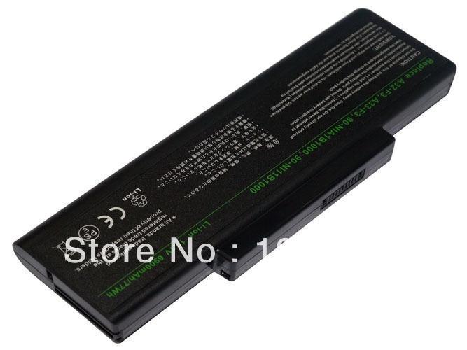 ФОТО 9 CELL Battery For ASUS F3E F3H F3J M51 M51Tr F3Ja S62 S96 A32-F2 A32-F3 7800mAh