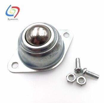 4PCS CY-25A 70MM NYLON bull bovine eye ball wheel universal ball bearing balls