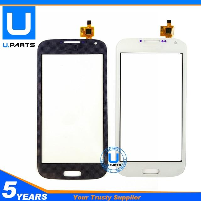 "Comercio al por mayor 5.0 ""de china clon samsung s4 i9500 ml-h9s-fpcv6 touch panel digitalizador de pantalla negro color blanco 2 pc/lot"