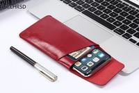Ultra Thin Super Slim Microfiber Leather Case Stitch Sleeve Pouch Cover For Xiaomi Redmi Note 4