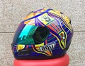 MARUSHIN SHOEI motorcycle helmet full face helmet racing helmet Mens Pro motorcycle helmets DOT approved trans