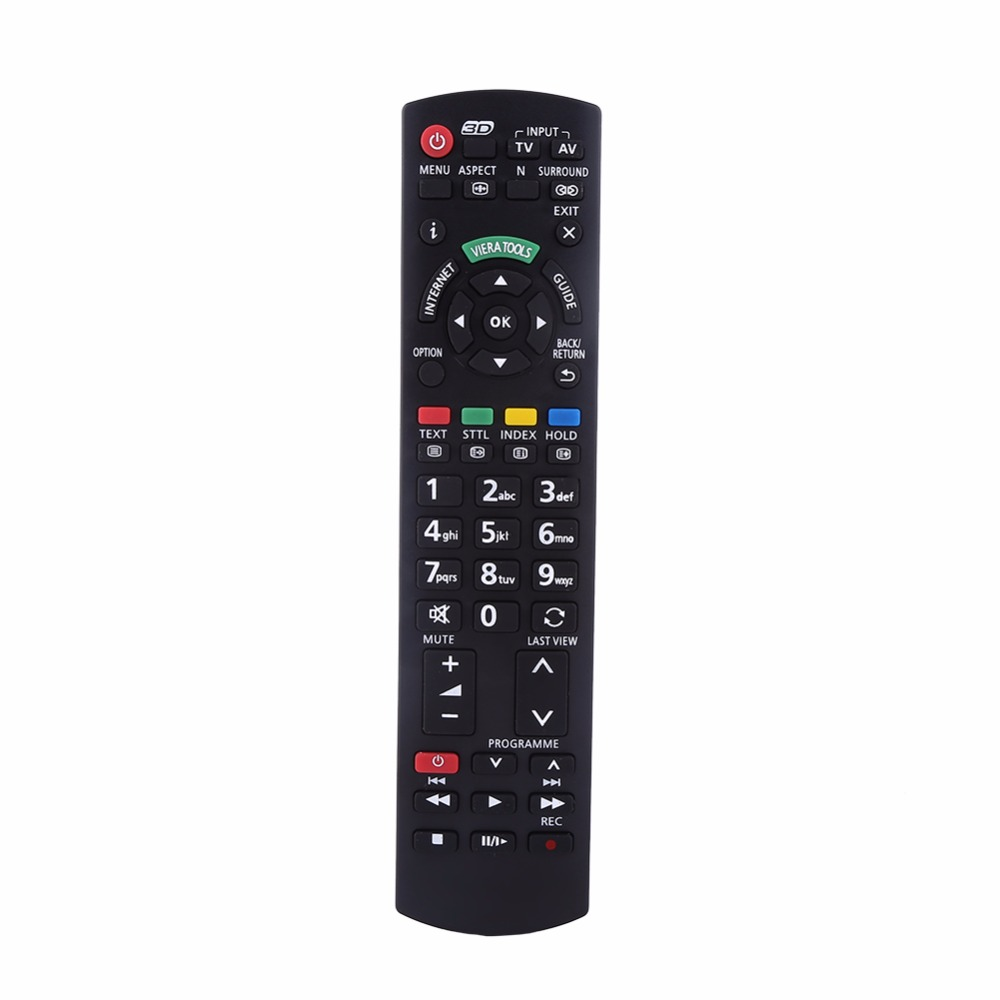 Fashionable Controller Replacement Intelligent TV N2QAYB000350 Remote Control For Panasonic Smart TV new for panasonic tv remote pan 918 for n2qayb000485 n2qayb000100 n2qayb000221
