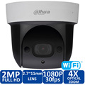 Dahua DH-SD29204T-GN-W 360 градусов вращающаяся панорамная камера 2MP HD инфракрасное ночное видение 30 м Встроенная WIFI камера SD29204T-GN-W