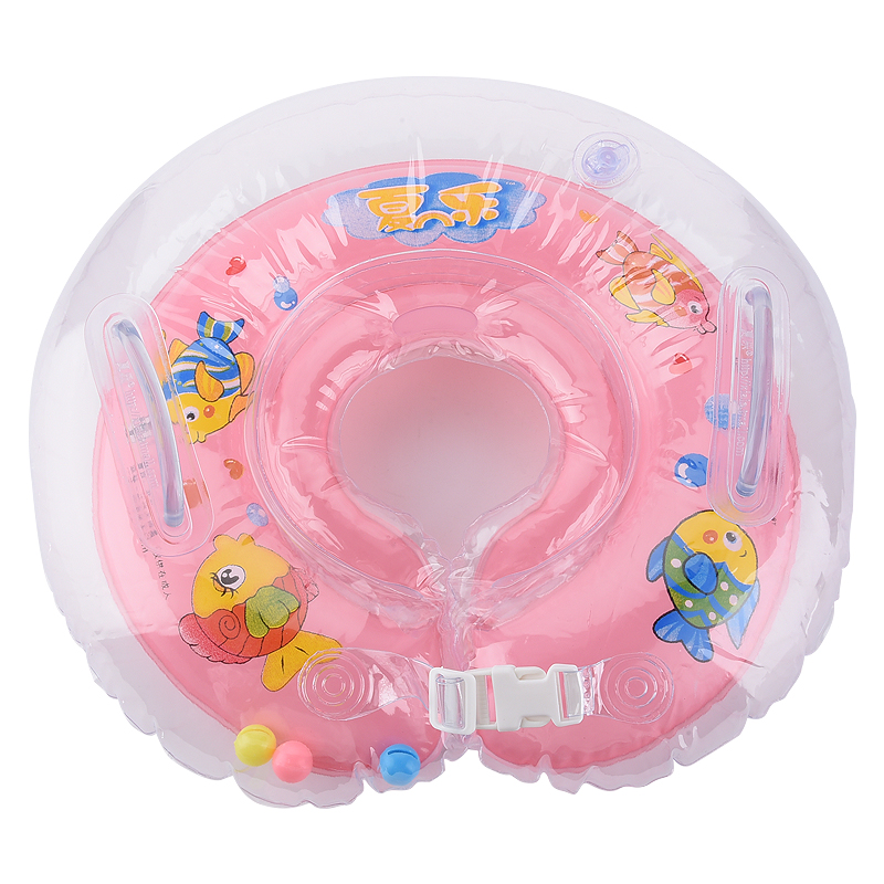 Swimming Pool Accessories Baby Gear Swimming Swim Neck Ring Baby Tube Ring Safety