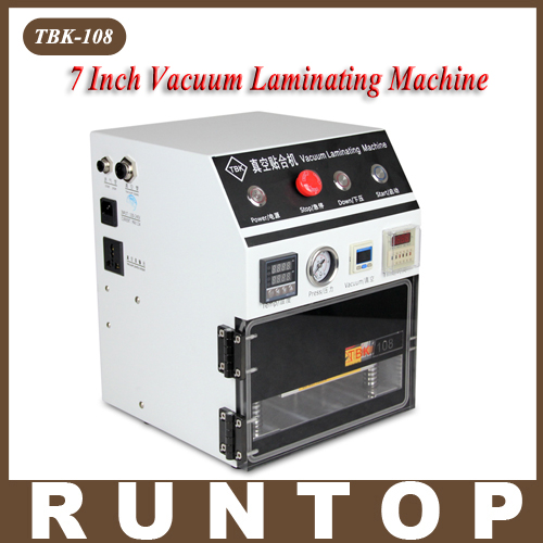 TBK-108 Vacuum OCA Laminating Machine LCD Screen Refurbish Laminator Machine for Phone Screen Repair Equipment new tbk full kit lcd refurbish machine lcd repair machine oca lamination machine