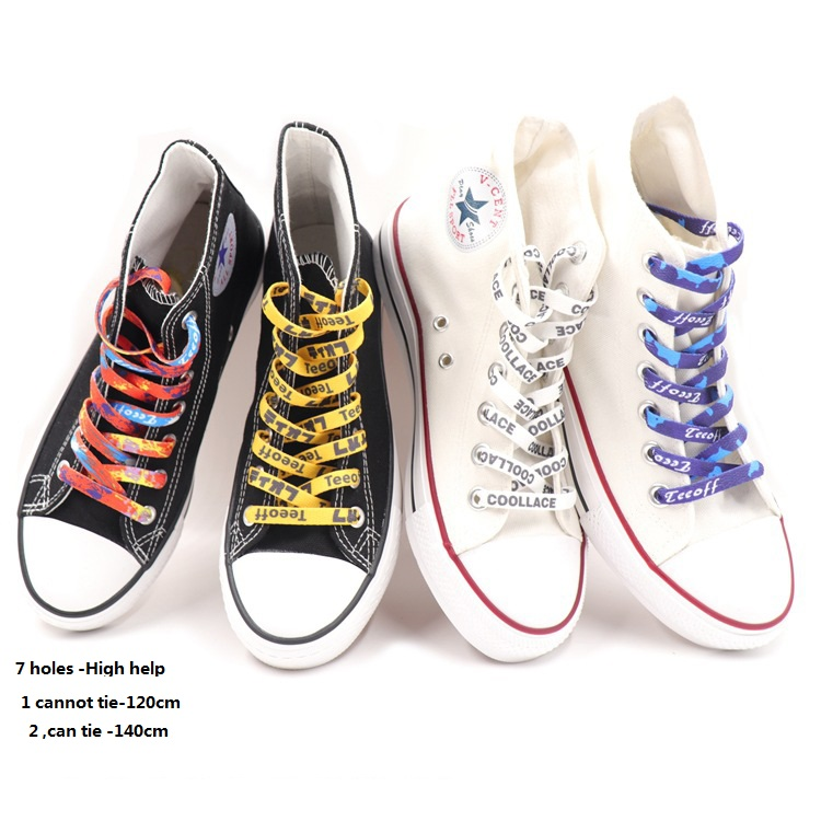 """Glow In The Dark Flat 9//16/"""" Wide Shoelaces For Shoes Boots /& Sneakers 45/"""" Long"""