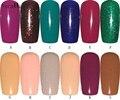 Belleza Chica de Moda Esmalte de Uñas de Gel UV Y LED de Colores Brillantes Colores 5 ML Octubre 13