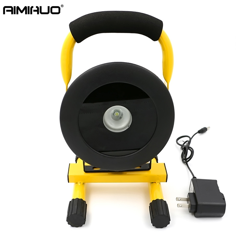 AIMIHUO 3 files, LED light, high power work light, outdoor lighting, waterproof lawn lamp, portable searchlight